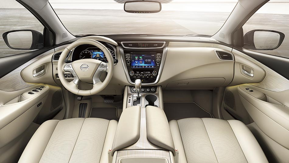 2015 Nissan Murano Gets Real Mpg New Cars Inc