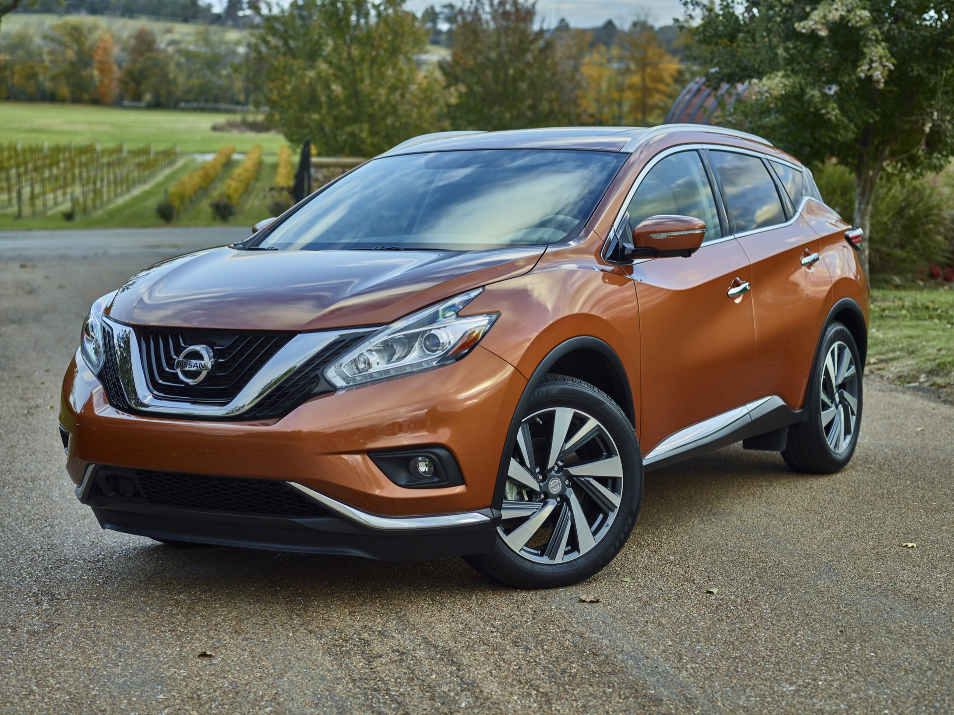 2015 nissan murano gets real mpg new cars inc. Black Bedroom Furniture Sets. Home Design Ideas